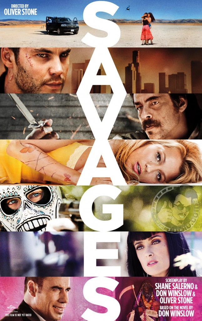 Savages-Poster