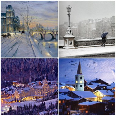 Places to visit in winter 2012/2013 !