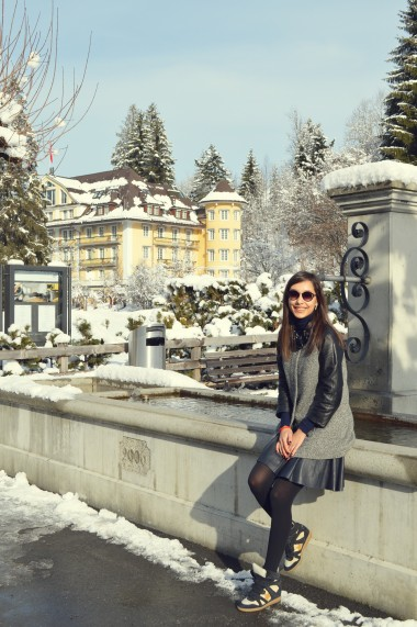 Switzerland - Leysin & Gstaad