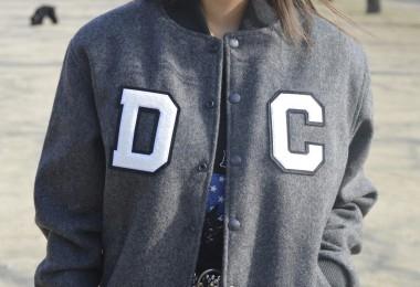 The DC Varsity Jacket