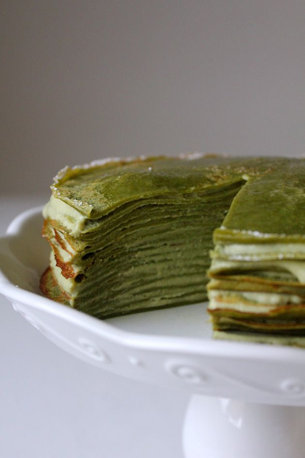 Green Tea Cake